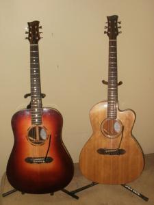 The P.H.A.T. System Predice Hendricks Acoustic Tremolo Custom Guitars