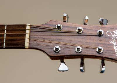Predice Hendricks Acoustic Tremolo Custom Guitar with P.H.A.T. System 4