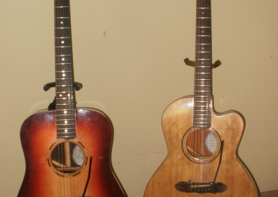 The P.H.A.T. System Predice Hendricks Acoustic Tremolo Prototype 1 and 2